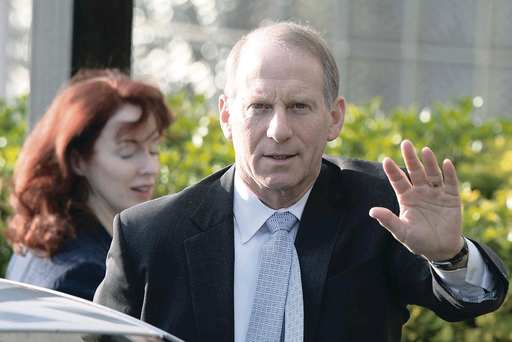 Dr Richard Haass and Professor Meghan O'Sullivan arrive back in Belfast for one last attempt to broker agreement between the parties Charles McQuillan/Pacemaker