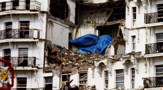 The 1984 Brighton bombing, orchestrated by the IRA, killed five and injured 31