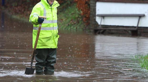 Householders in East Belfast are braced for flooding amid warnings of high tides