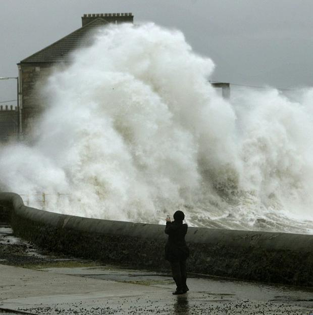 The UK is suffering the worst winter storms in 20 years with more on the way