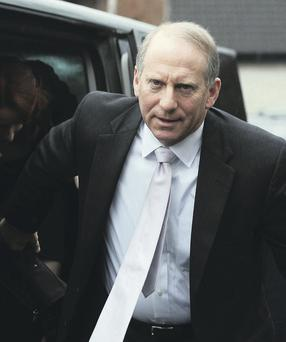 The architect of the proposals, Richard Haass