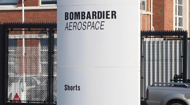 Bombardier Aerospace will generate its own electricity at its Belfast plant