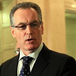 Gerry Kelly said this was unfair on Ms Gillespie as she did not know about the change to job criteria when she decided to step down