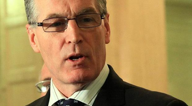 Former Sinn Fein junior minister Gerry Kelly