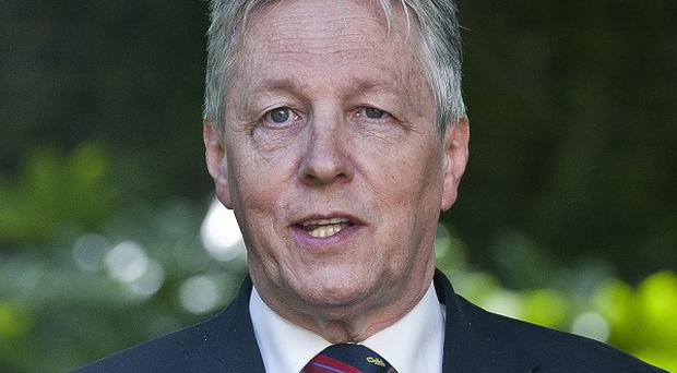 Northern Ireland's First Minister Peter Robinson said his party would continue to try to resolve outstanding issues