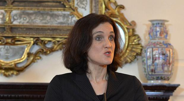 Northern Ireland Secretary Theresa Villiers says the Government is strongly engaged in the Ulster peace process.
