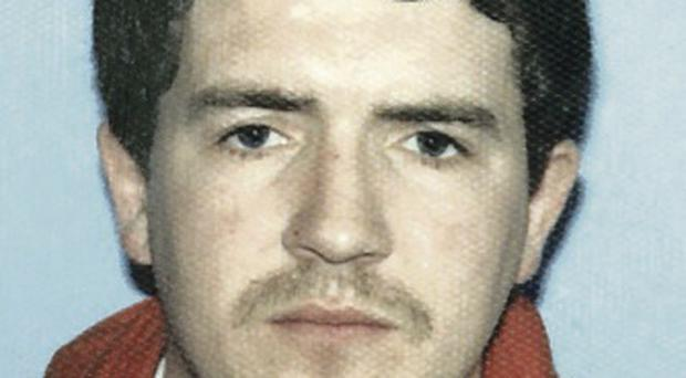 Murdered: Fergal McCusker was shot dead by loyalist paramilitaries in 1998