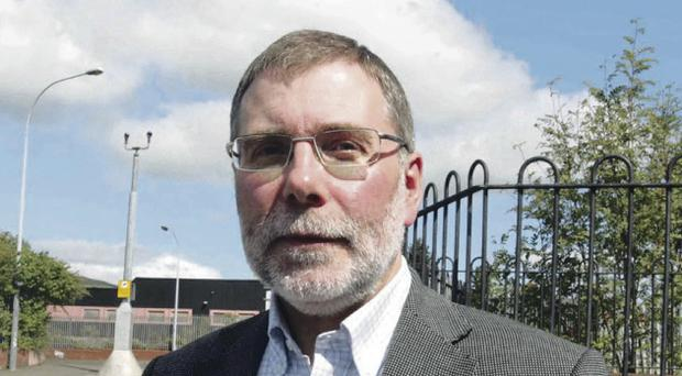 Social Development Committee monitors DUP minister Nelson McCausland and his department
