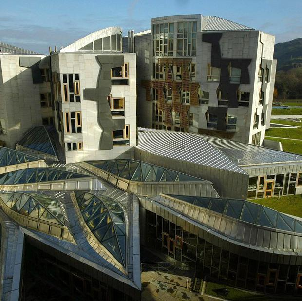 Mivan helped in the outfitting of the Scottish Parliament.