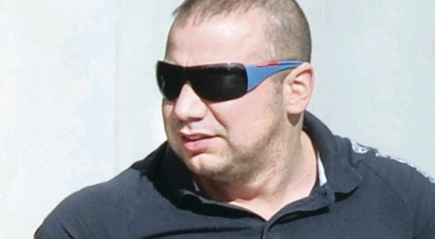 Bronislav Rybensky ran vice ring from city apartments