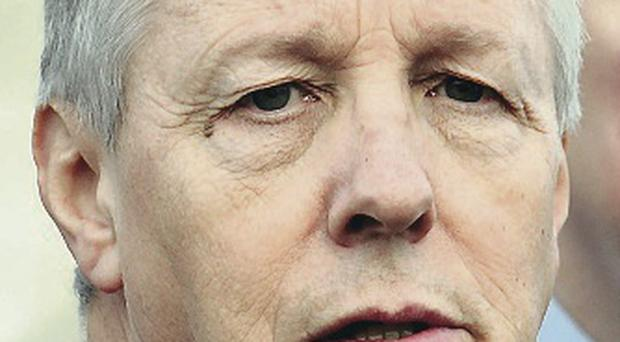 Question: Peter Robinson