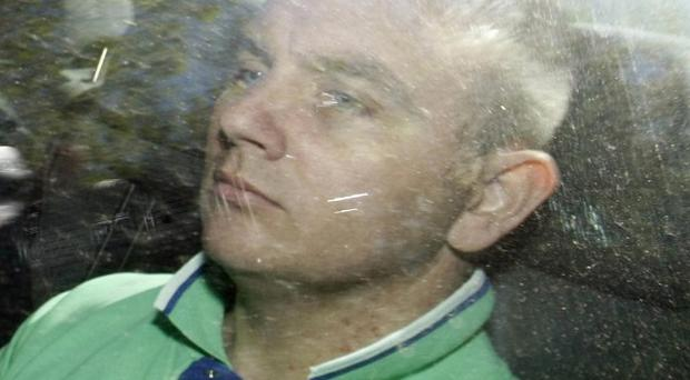 Dissident republican Gavin Coyle, 33, has been given a 10-year sentence after a large haul of arms and explosives was seized in Co Tyrone