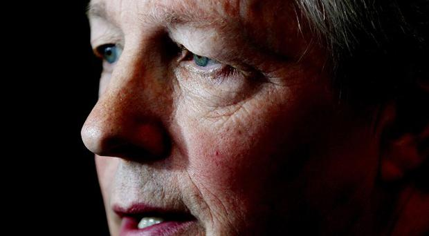 Peter Robinson says Martin McGuinness is in denial