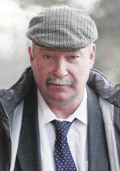 Coleraine solictor John Hickey at Coleraine Court