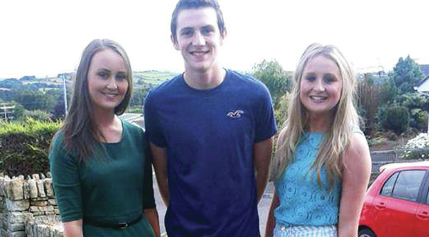 Siblings Megan (21st), Jack (18th) and Sophie (16th) Ramsey will all celebrate their birthdays on January 25th