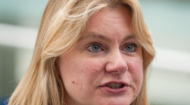 International Development Secretary Justine Greening was among those praising two Britons killed in a suicide attack in Afghanistan.