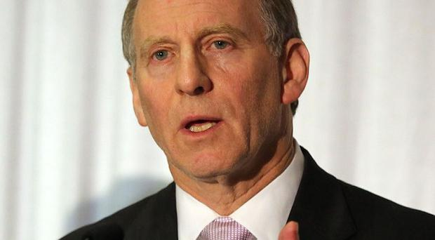 Talks led by Dr Richard Haass broke down on New Year's Eve