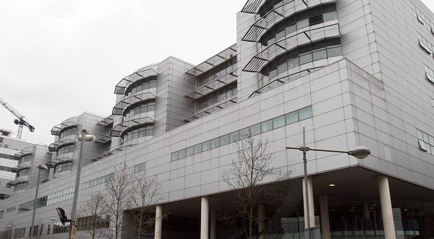 Barry Boyd died at the Royal Victoria Hospital, Belfast