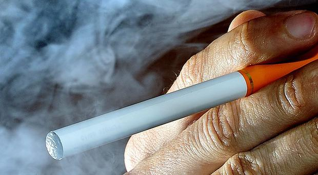 E-cigarettes should be banned for under 18s, a charity has said