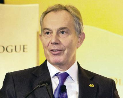 Do the British people love Blair? Do they eat Blair chocolates and wear Blair pyjamas?