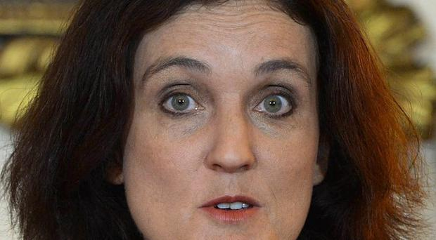 Secretary of State for Northern Ireland Theresa Villiers has urged Assembly members to end the impasse over implementing welfare changes