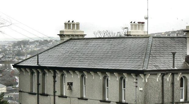 The site of the former St Joseph's Children's Home, Termonbacca, Derry