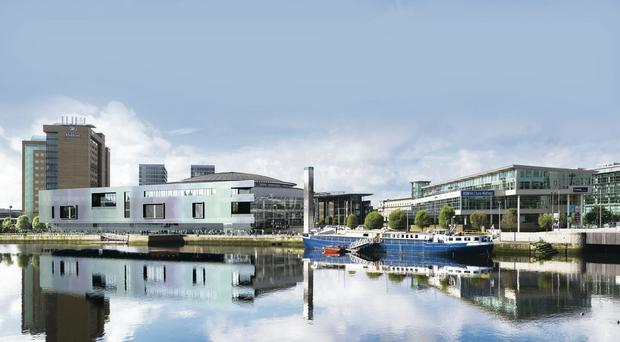 Belfast's Waterfront revamp: Artist's impression of how the planned development will look