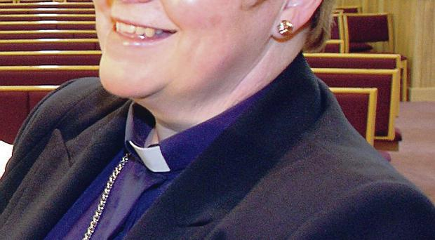 Rev Liz Hughes is among five nominations for Moderator post