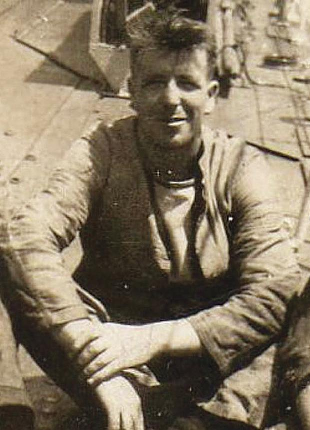 Harry McGrath was killed in action during fight against Franco