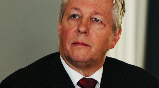 Peter Robinson says big issues remain unresolved in the Northern Ireland peace process