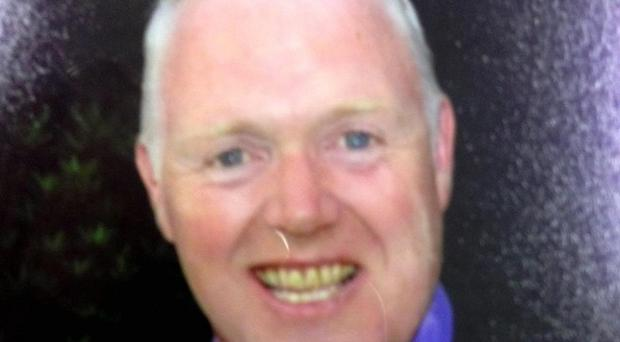 Prison officer David Black was shot dead on his way to work in November 2012