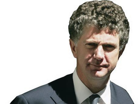 Former key adviser to Tony Blair Jonathan Powell