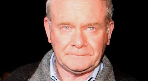 Martin McGuinness has held talks with dissidents to urge them to end terrorism