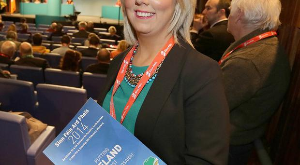Catherine Seeley, who was forced to quit following sectarian intimidation, has thanked pupils for their support.