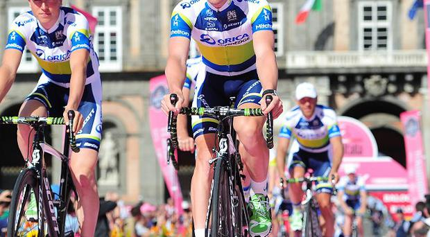 Belfast, the north coast and Co Armagh will host three stages of this year's Giro d'Italia cycle race in May