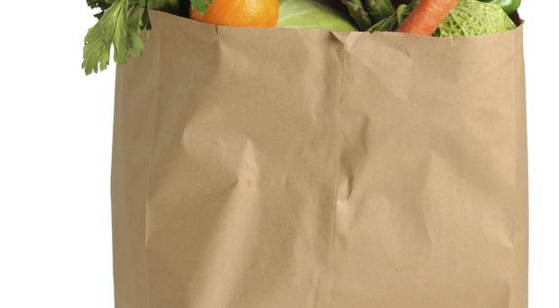 MLA Jim Allister argues paper bags should not be taxed