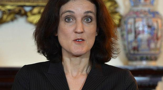 Northern Ireland Secretary Theresa Villiers said a majority of people do not want to rush out of the EU