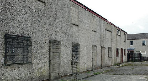 The Stiles estate in Antrim has long been associated with loyalist sectarianism and naked bigotry.