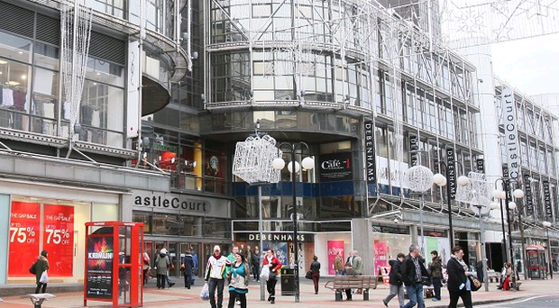 The Northern Ireland Retail Consortium said business is now moving in the right direction