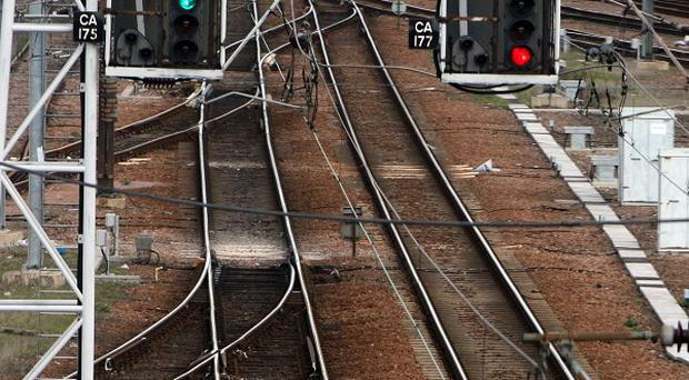 Officials are aiming to cut rail journey times between Dublin and Belfast down to 90 minutes