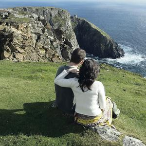 The majestic Slieve League cliffs in Co Donegal, a stop-off point on the Wild Atlantic Way