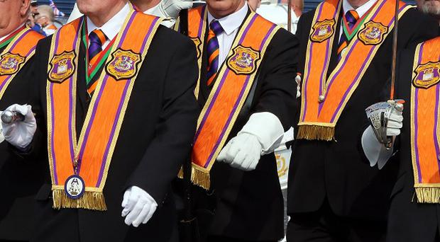Parades remain a highly divisive issue in Northern Ireland