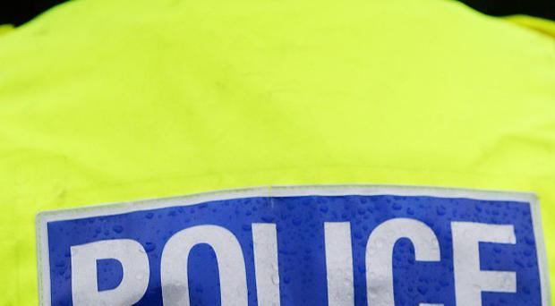 Two men were shot at as they sat in a car on the Whitehill estate in Bangor on February 10