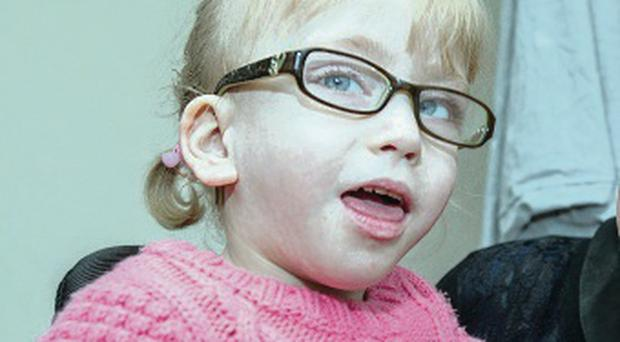 Bella Collins had been due in surgery on Thursday for her sleep apnoea