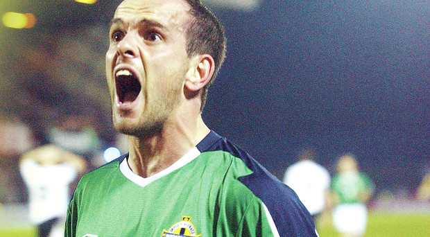 Ex-Northern Ireland footballer Stuart Elliott