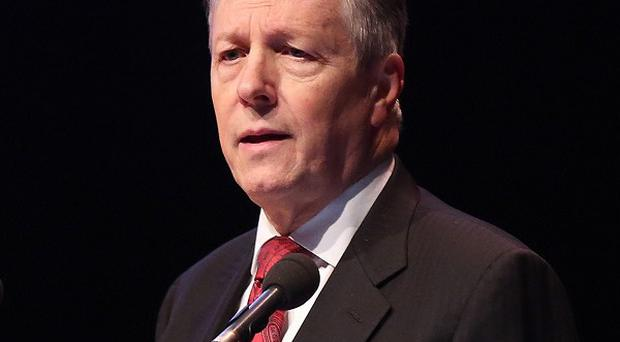 First Minister Peter Robinson will host the meeting of 120 Silicon Valley business executives