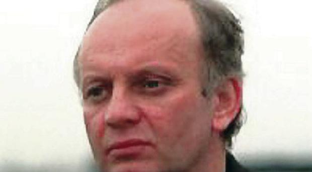 Eamon Collins was killed just outside Newry