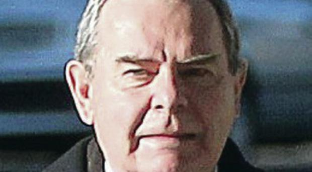 Ex-billionaire businessman Sean Quinn