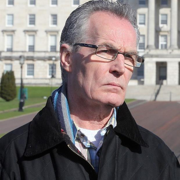 Sinn Fein's Gerry Kelly is expected to attend a homecoming party for John Downey