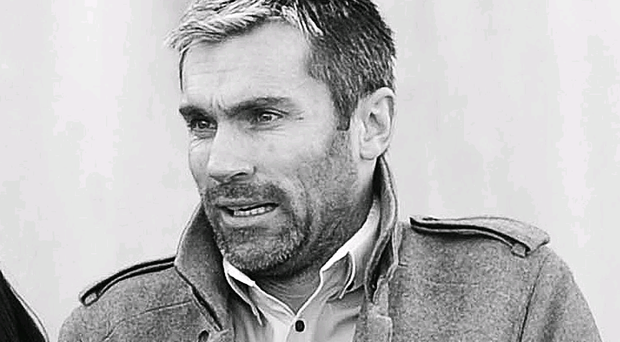 Keith Gillespie at Newtownards Magistrates Court